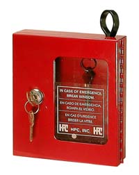 HPC Emergency key box