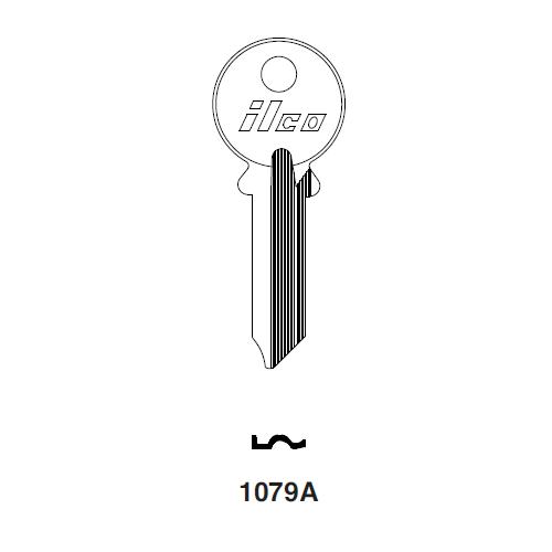 Ilco 1079A Key Blank : Keil