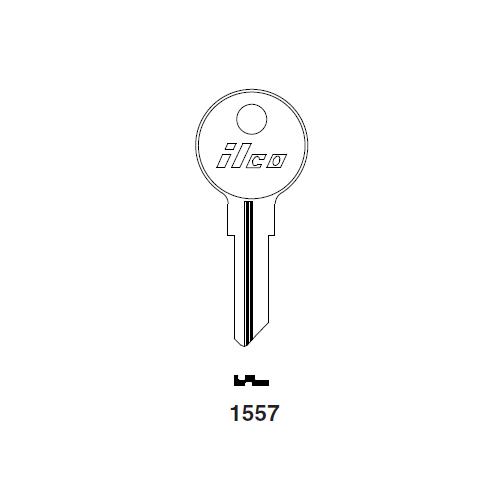 Ilco 1557 Key Blank : Tool Box