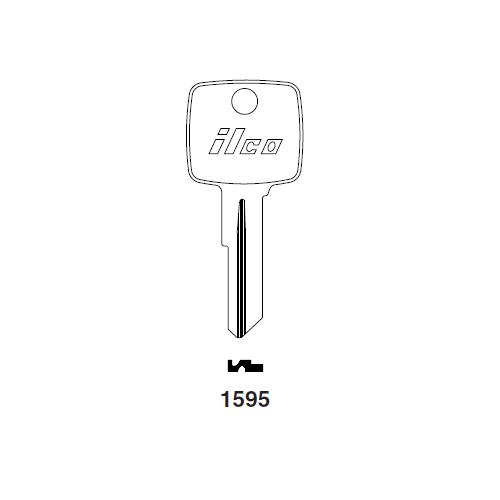 Ilco 1595 Key Blank : Strattec (B&S)