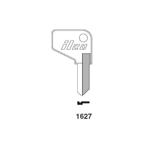 Ilco 1627 Key Blank : Scissor Lift