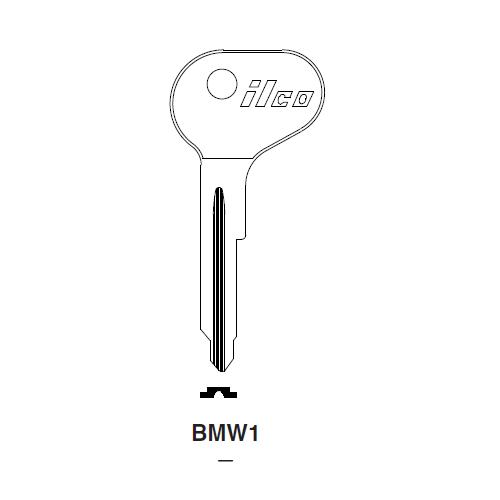 Ilco BMW1 Key Blank : BMW