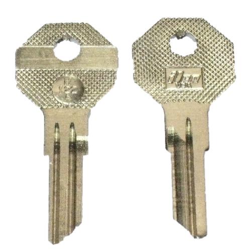 Ilco H122A Key Blank : Yale