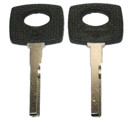 Ilco  HU64P Mercedes Benz Plastic Head Key Blank