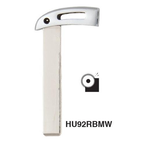 Ilco HU92R Key Blank : BMW Emergency Key