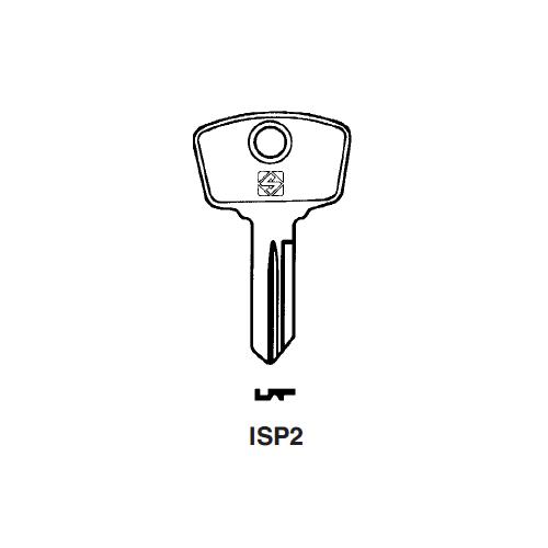 Ilco ISP2 Key Blank : Harley Davidson