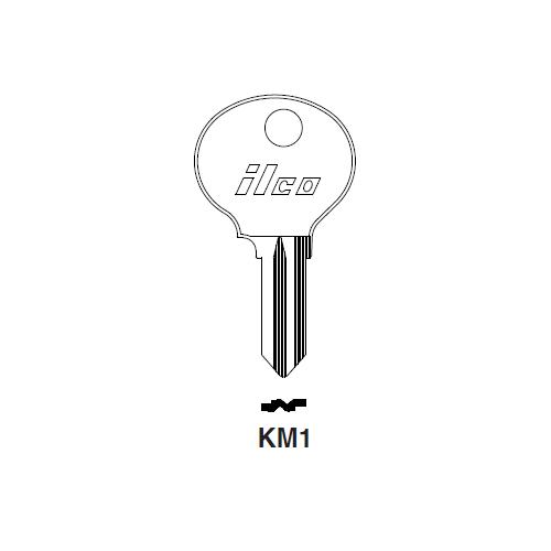 Ilco KM1 Key Blank : Peugeot