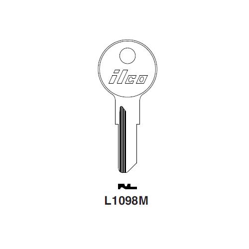 Ilco L1098M Key Blank : Bargman | North American