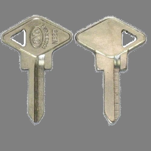 Ilco NE29 Key Blank : Renault