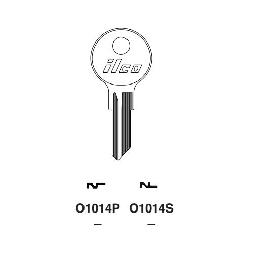 Ilco O1014P Key Blank : Eagle Lock