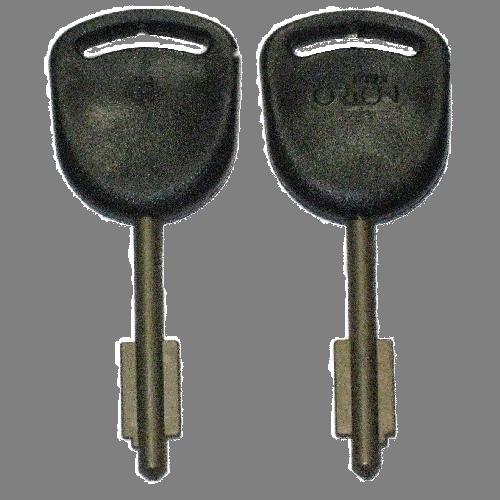 Ilco  S33FD-P Ford International Plastic Head Key Blank