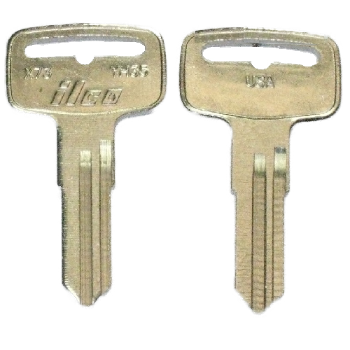 Ilco X73 (YH35) Key Blank : General Motors