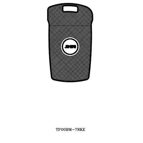JMA TP00BM-6RKE1 Chipless Key Blank; BMW