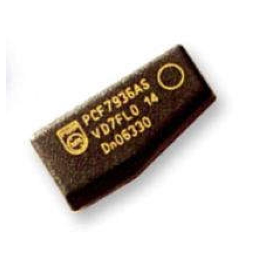 JMA TP10-CHIP Transponder Key Blank; Chip Philips Crypto 1st Generation : Seat, Volkswagen