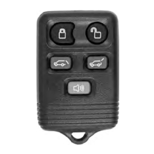 Ilco RKE-Ford-5B1 Ford 5 Button Remote Keyless Entry