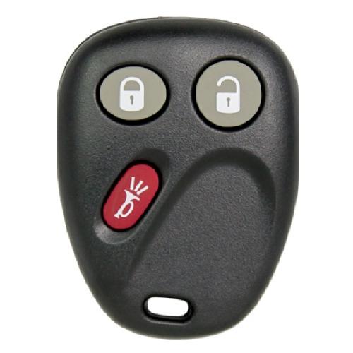 Ilco RKE-GM-3B6 General Motors 3 Button Remote Keyless Entry (MYT3X6898B)